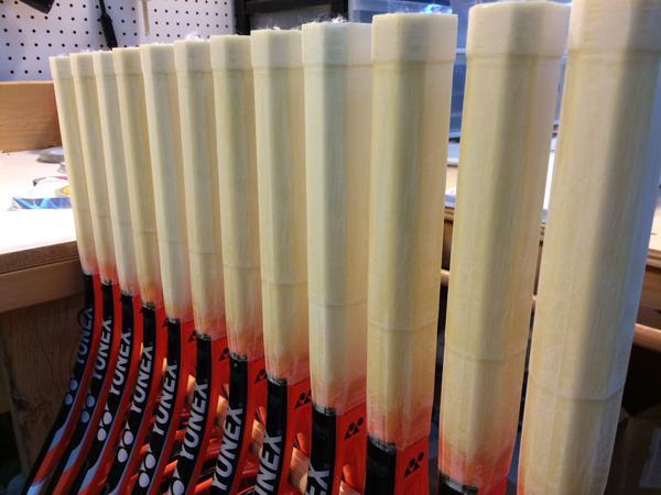 Stan Wawrinka Custom Racquet Handles