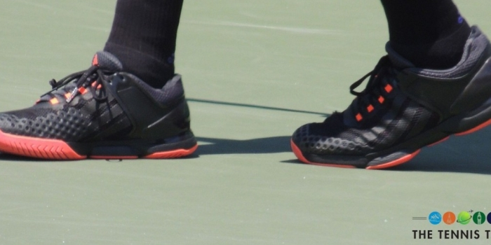 Mystery Adidas Shoes at the Miami Open