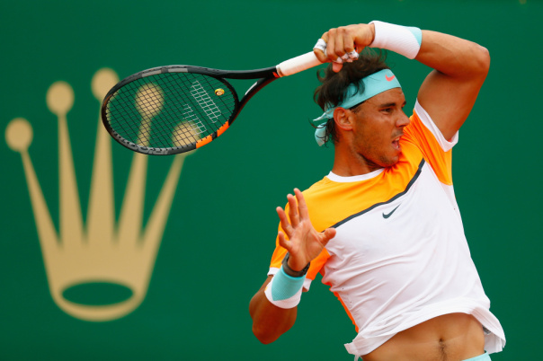 Nadal Trying New Racquets
